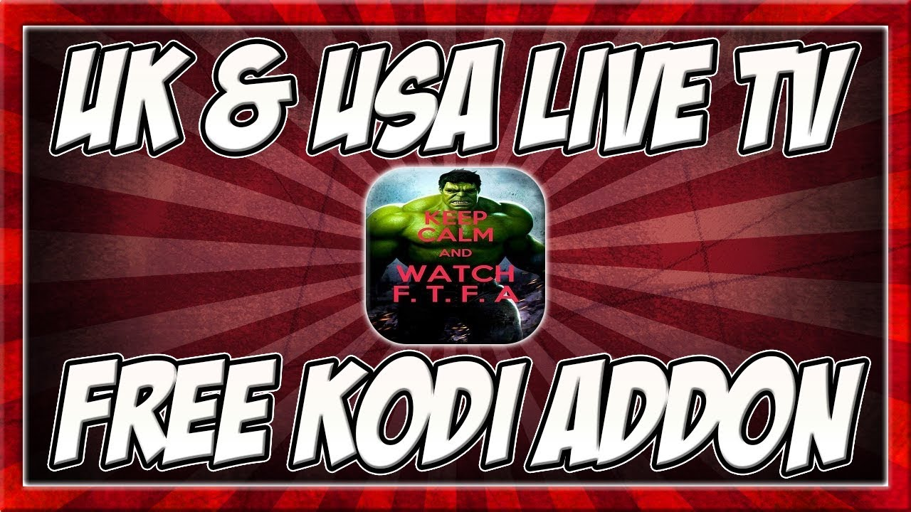 Brilliant Live TV Addon For Kodi 2018 - How To Install FTFA